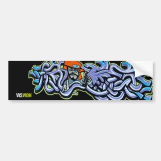 kose Graffiti Bumper Sticker