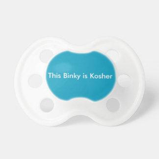 Kosher Binky Pacifier