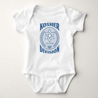 Kosher Division Baby Bodysuit