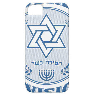 Kosher Division iPhone 5 Covers