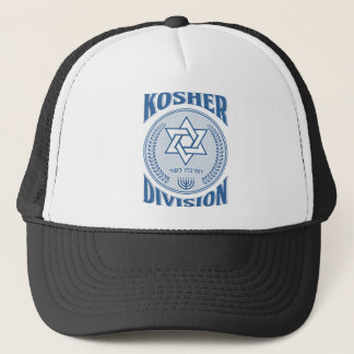 Kosher Division Trucker Hat