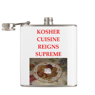 KOSHER HIP FLASK