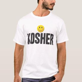 Kosher Smiley Tag T-Shirt