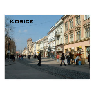 Kosice Postcard