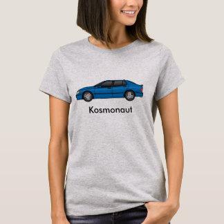 kosmonaut's 2002 cosmic blue T-Shirt