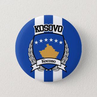 Kosovo 2 Inch Round Button