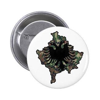 Kosovo Army pin