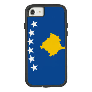 Kosovo Flag Case-Mate Tough Extreme iPhone 8/7 Case