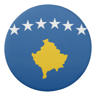 Kosovo Flag Eraser
