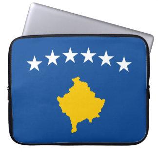 Kosovo Flag Laptop Sleeve