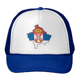 Kosovo is Serbia Trucker Hat