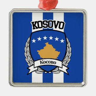 Kosovo Metal Ornament
