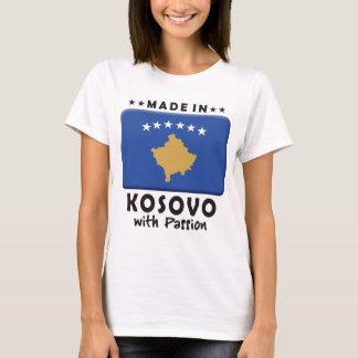 Kosovo Passion K T-Shirt