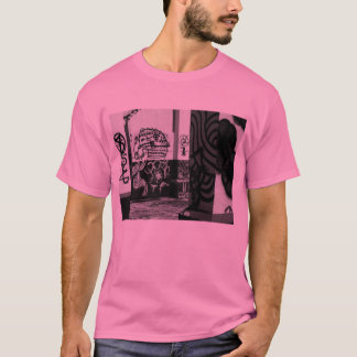kota kinabalu graffiti T-Shirt