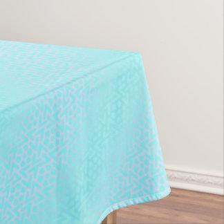 Kotev Blue and Aqua Tablecloth