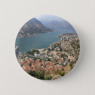 Kotor, Montenegro 2 Inch Round Button