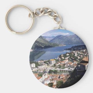 Kotor, Montenegro Keychain