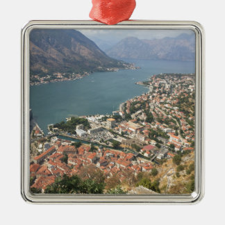 Kotor, Montenegro Metal Ornament