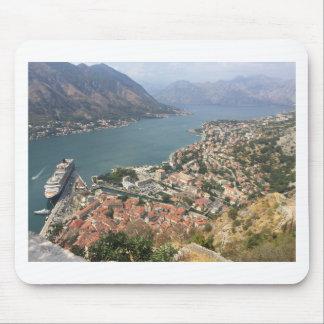 Kotor, Montenegro Mouse Pad