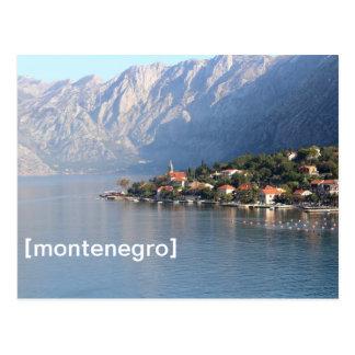 Kotor, Montenegro Postcard