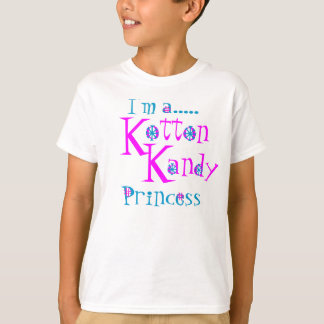 Kotton Kandy Princess Tee