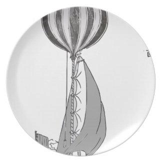 KoumouZatsuwaBalloon Plate