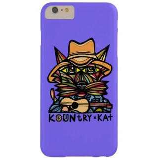 """Kountry Kat"" Apple & Samsung Phone Case"