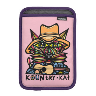 """Kountry Kat"" iPad Mini Soft Case"
