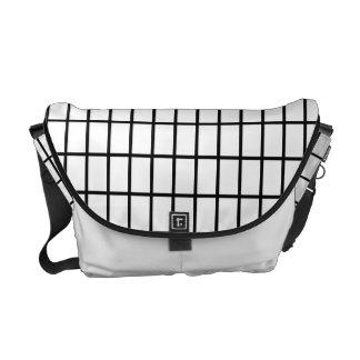 Koushijima Japanese Pattern Messenger Bag
