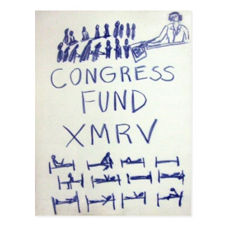 kp-congress fund xmrv postcard