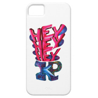 KP Unique Hey Hey Hey iPhone 5 Case