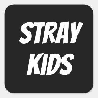 kpop (Stray kids) Square Sticker