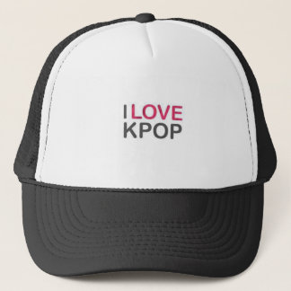 Kpop Supreme~! Trucker Hat