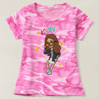 KpTv Camo shirt