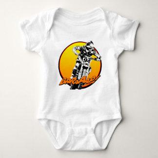 KR94bikebrapsun2.png Baby Bodysuit