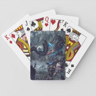 Kraeburne Forest Poker Deck