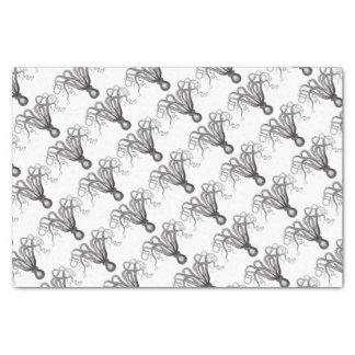 ☞ Krake/The Kraken Vintage Tissue Paper