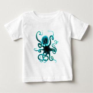 Kraken_Aqua Baby T-Shirt