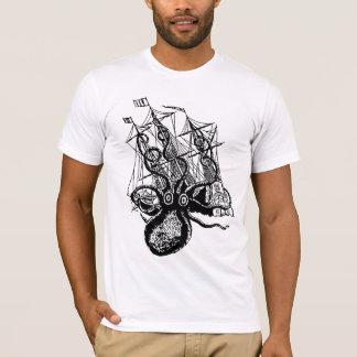 Kraken Attack! Tee Shirts