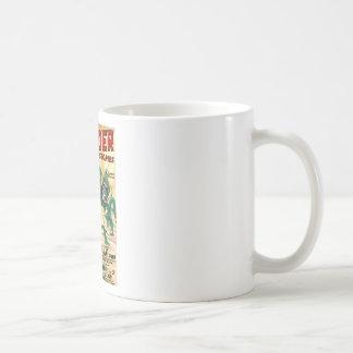 Kraken Attacks Coffee Mug