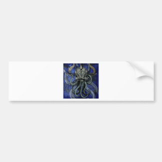 Kraken Bumper Sticker