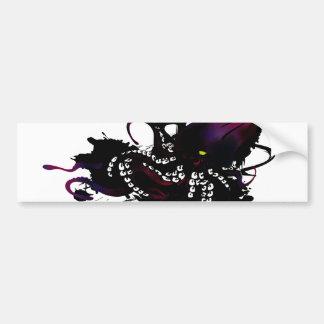 Kraken Bumper Sticker