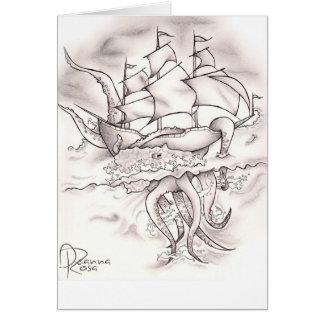 Kraken Card