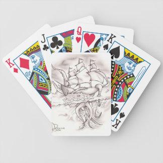 Kraken Poker Deck