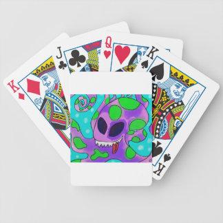 Krakenlackin Bicycle Playing Cards