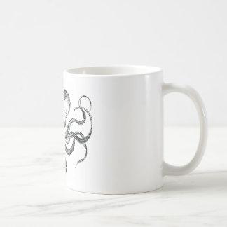 Krakken The Octopus Coffee Mug