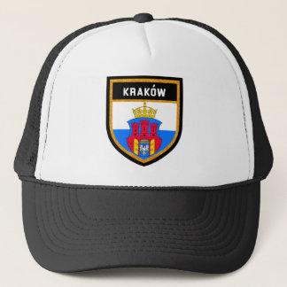 Kraków  Flag Trucker Hat