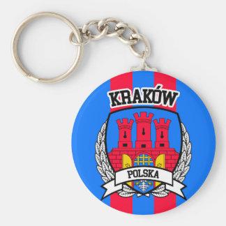 Kraków Keychain