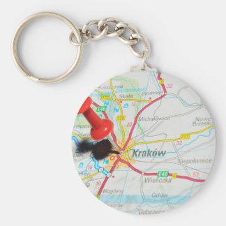 Kraków, Krakow, Cracow in Poland Keychain