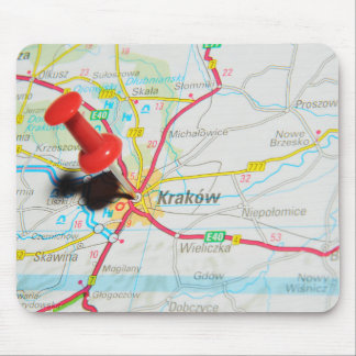 Kraków, Krakow, Cracow in Poland Mouse Pad